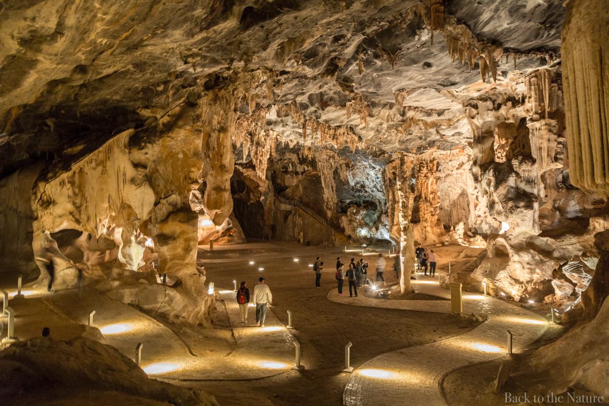 地中に広がる絶景!南アフリカの巨大カンゴー洞窟に潜入!Cango caves