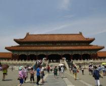 ラストエンペラーの世界「故宮」は出口なき迷宮…そして夜は友人と北京で再会!