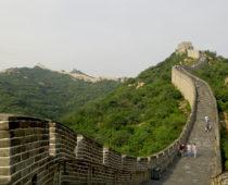 北京市内から万里の長城へ!