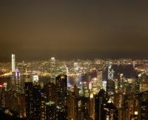 香港の「100万ドルの夜景」に魅せられて