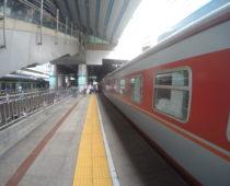 北京→成都・28時間の列車旅!