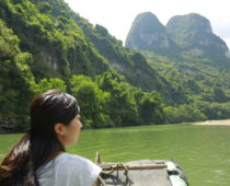 桂林・興坪で川下りやったら絶景すぎてヤバかった!