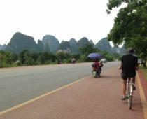 景色最高!自由気ままに、陽朔をサイクリング!