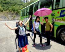 中国・南寧からベトナム・ハノイまでバスで国境越え!