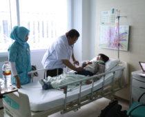 関節痛に泣いたデング熱!インドネシアで2週間の入院生活