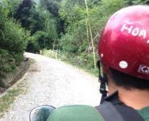 棚田の絶景広がるサパ郊外へ!2泊3日バイク旅の始まり