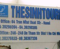 ベトナム縦断の旅に必須!乗り降り自由のオープンバスチケットをGET