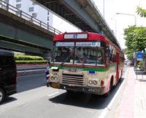 《行き方》カオサンから予防接種が受けられる病院・スネークファームへバス移動
