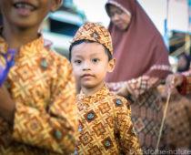 イスラム教と小さな大行進