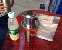 ドリッパーでベトナムコーヒーを淹れてみた