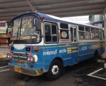 《行き方》カンチャナブリからエラワンの滝へバス移動