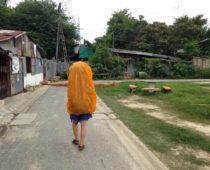 カンチャナブリからバンコクへ!泊まった宿が激暑・・