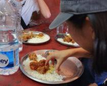 本場のインドカレーはやっぱり美味かった!