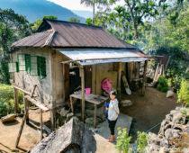 34世帯しかない秘境!インド・ノングリアット村でホームステイ
