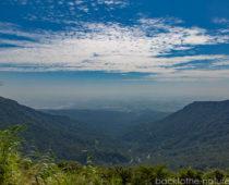 ノングリアット村から高原の街チェラプンジへ
