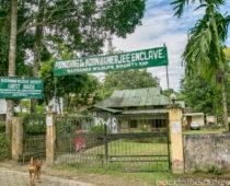 《宿情報》カジランガ国立公園の安宿「Kaziranga Wildlife Society」はサファリチケット売り場の目の前