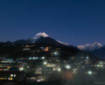 エベレストトレッキング8日目(Monjo→Namche)涙の登りと人生を変える日本人との出会い