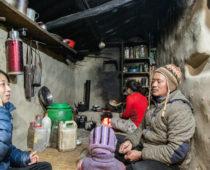 秘境温泉巡りトレッキングDay10(シンハ温泉→ダグナム村)手探りで最後の秘境温泉へ!途中の村でホームステイ