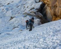 エベレストトレッキング19日目(Zongla→Dragnag)最大の難所5400mのチョラパス越え!