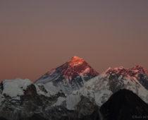 エベレストトレッキング21日目(Gokyo↔︎Gokyo Ri)ゴーキョピークから見た美しすぎるエベレスト