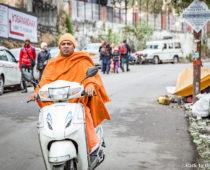 バイクが支えるインド人の暮らし