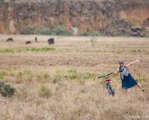 ケニアのヘルズゲート国立公園で自転車サファリ&キャンプ!最高の29歳の幕開け
