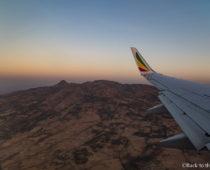 アフリカ旅本格的にスタート!まずはエチオピアに入国だ!