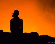 旅史上No.1の絶景!エチオピ・ダナキルツアー3日目後半〈エルタアレ火山〉