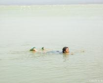 旅史上No.1の絶景!エチオピア・ダナキルツアー最終日〈塩湖で浮力体験と温泉サプライズ〉