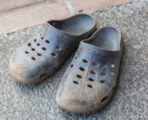 7年間どんな日も毎日履き続けた靴が・・・