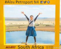 南アフリカ&ナミビア15日間のレンタカー旅開始!なにこれ超楽しい!