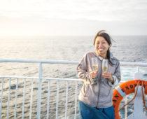 世界一荒れるドレイク海峡を横断!南極が目の前に!