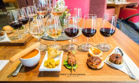 南アフリカ・ステレンボッシュでのワインペアリング体験