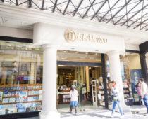 ブエノスアイレスにある世界で一番美しい本屋へ
