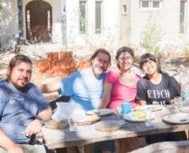 サルタからホームステイ地のカファジャテへ!
